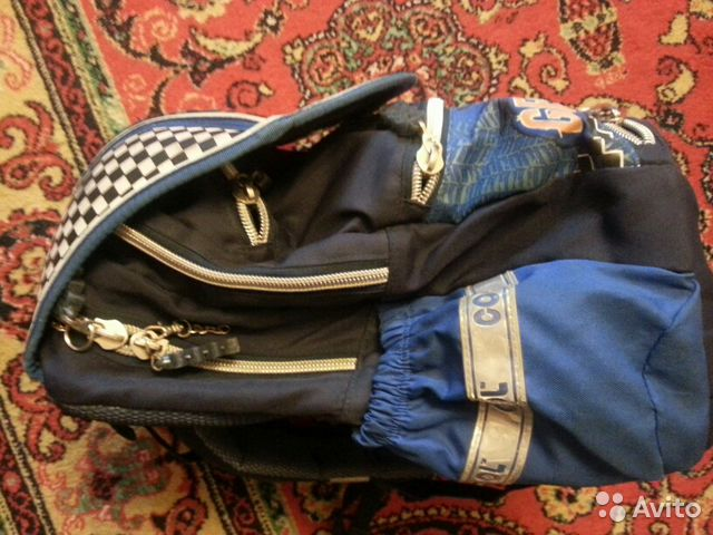 9039e69322b8 Портфель - рюкзак для начальной школы купить в Санкт-Петербурге на ...