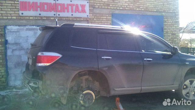 Кузовной ремонт, шиномонтаж 89273254658 купить 1