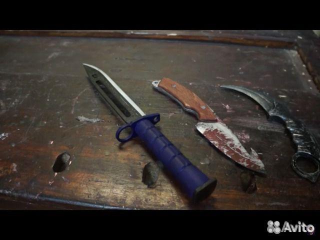 Скины на нож в кс го - 33c43