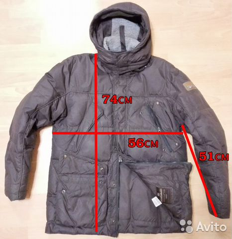Продаётся тёплая зимняя куртка (пуховик) Napapijri купить в Санкт ... bddd34eb85e