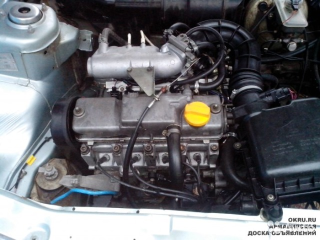 Фото №34 - двигатель ВАЗ 2110 инжектор