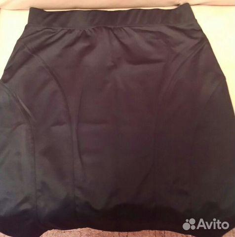 длинные прямые юбки из льна