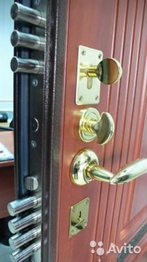 двери входные из металла 190 на 70