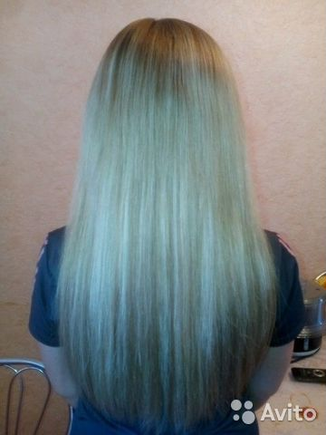 Волосы авито владимир