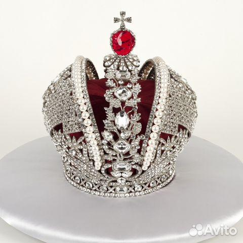 Копия императорской короны купить 500 тенге 2008 восток