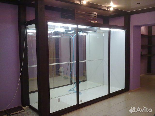 Холодильная камера для цветов б-у