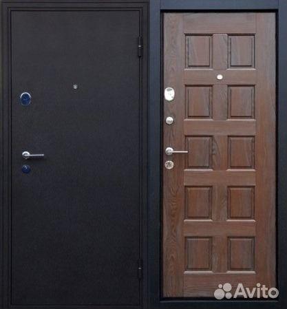 входная дверь на первомайской