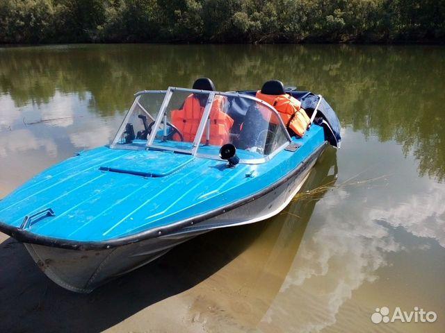 купить лодку бу в новосибирске казанку
