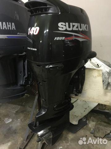 лодочный мотор suzuki 140 продам