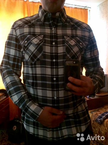 10d5623ee79 Levis Рубашка