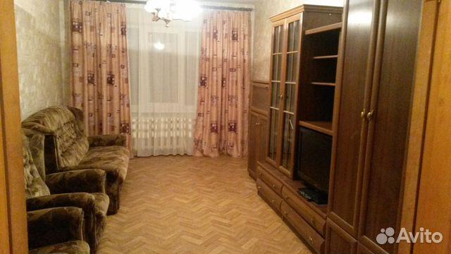 Продается трехкомнатная квартира за 4 400 000 рублей. ул Железнодорожная, 12.