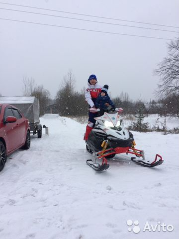 Repair and maintenance of snowmobile and ATV