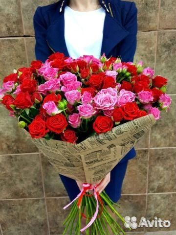 Купить розы воронеж