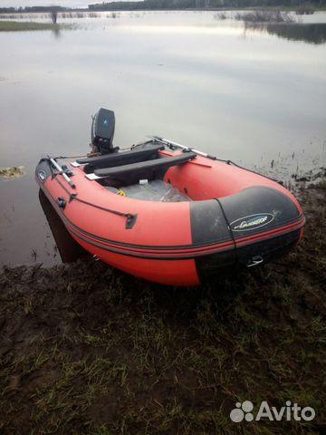 недорогая лодка под электромотор