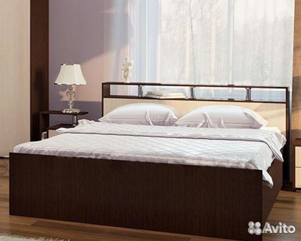 54c5a697ad58d Двухспальная кровать купить в Санкт-Петербурге на Avito — Объявления ...