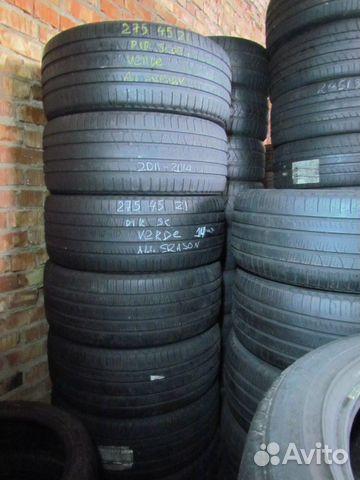 89211101675 Шины Pirelli Scorpion Verde all Season 275/45/21
