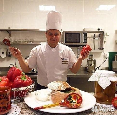 Вакансии старший повар в балашихе