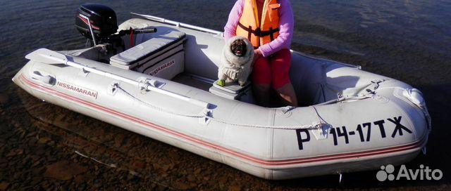 лодки nissamaran 320 купить в москве