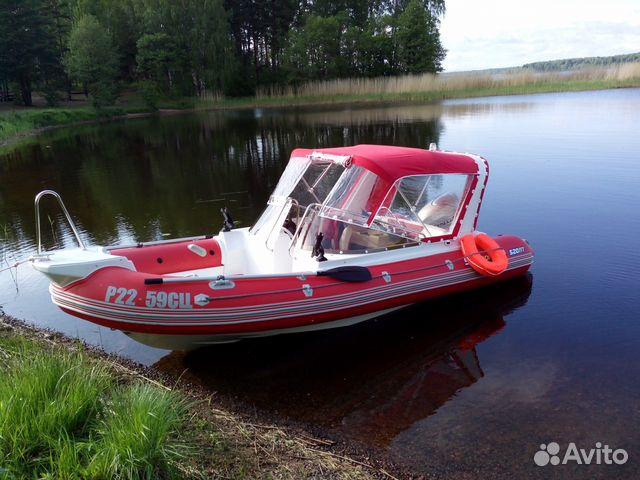 продажа лодок риб в санкт петербурге