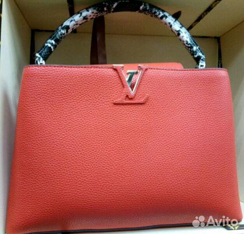 Сумка Louis Vuitton клатч цвет белый: купить недорого