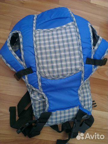 Новый Рюкзак-кенгуру для ребенка— фотография №1