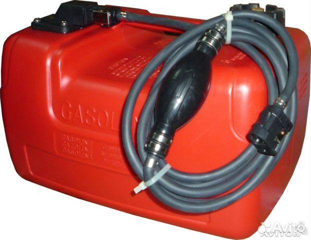 выносной топливный бак на лодочный мотор yamaha