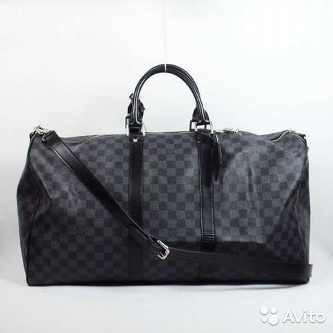 c001545686ec Мужская кожаная сумка Louis Vuitton Lux купить в Москве на Avito ...