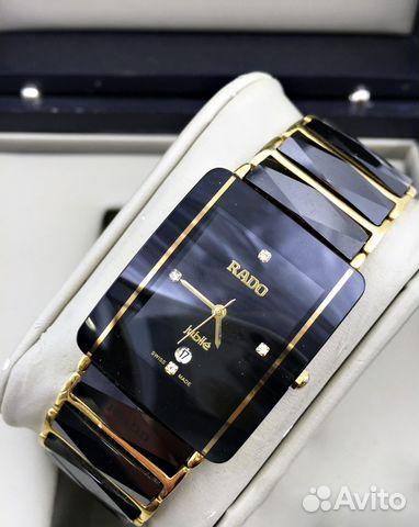 как часы rado integral gold путайте