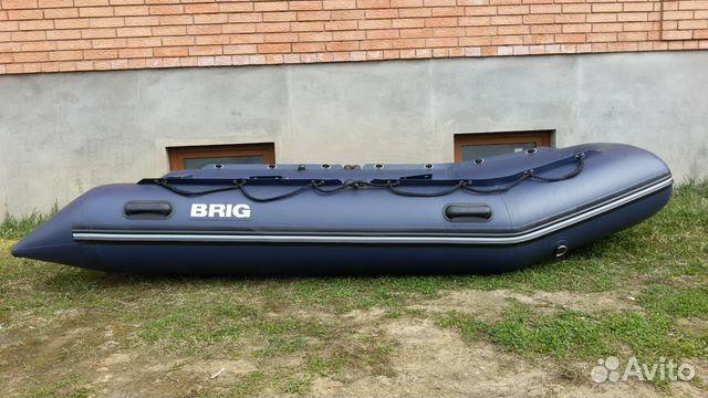 лодки пвх бриг на авито