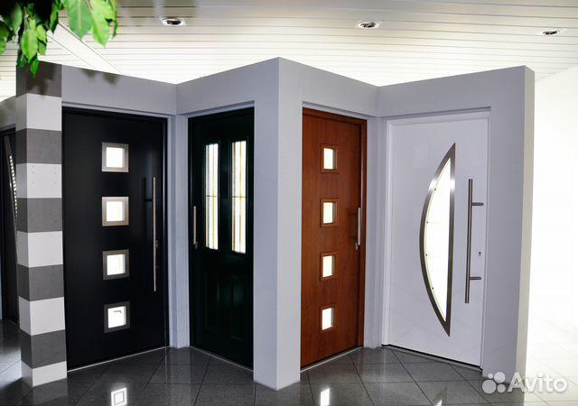 двери входные внутренние и внешние