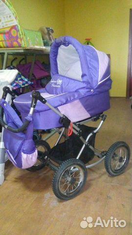 Avito коляски для новорожденных