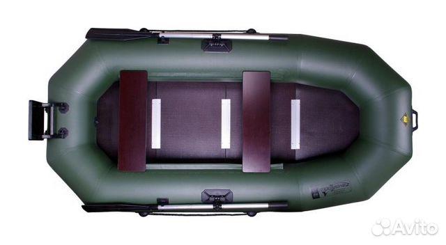 лодка таймень с транцем