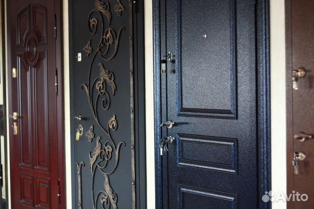 железные двери с завода в москве