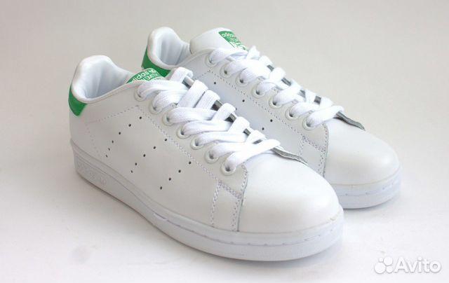 Кроссовки кеды Adidas Stan Smith White (39 EUR) 9698e0e0651