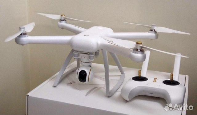 da50d4620f03 Продам новый квадрокоптер xiaomi Mi Drone 4K купить в Республике ...