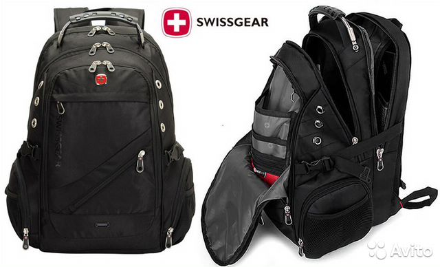 рюкзак swissgear и часы swiss army в подарок low price должны
