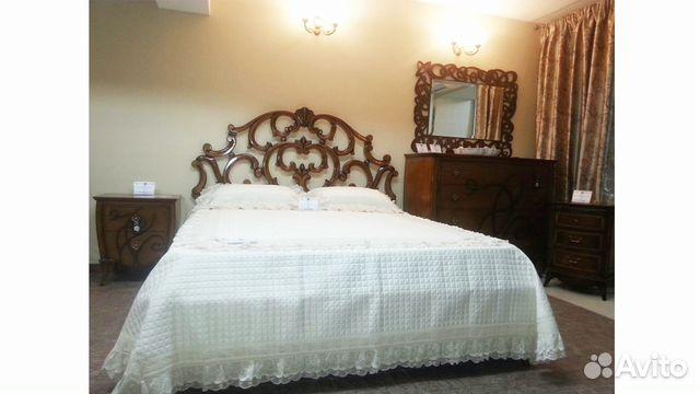 итальянская спальня из массива в наличии Festimaru мониторинг