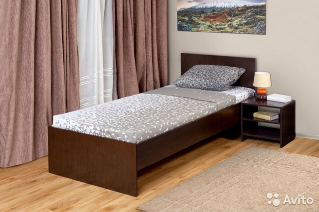 Подъемная кровать без ножек