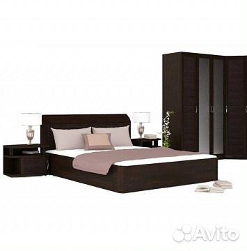 спальня лазурит магна спальный комплект Lazurit Festimaru