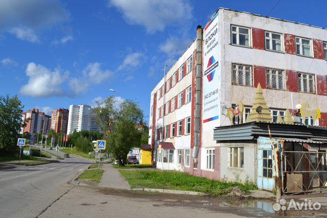 Коммерческая недвижимость пермского края поиск помещения под офис Декабрьская Большая улица