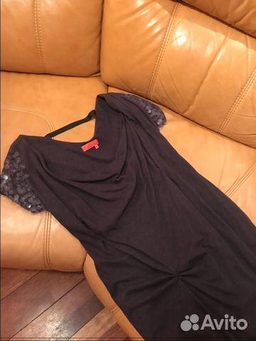 6f336fc054f Трикотажное платье Италия