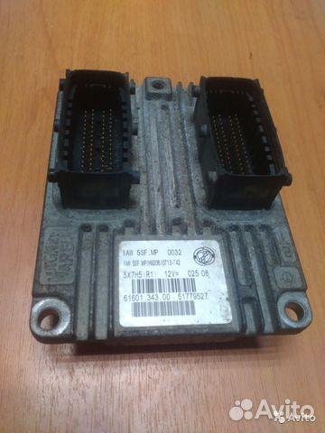 Контроллер Fiat albea Фиат албеа 89179958531 купить 1