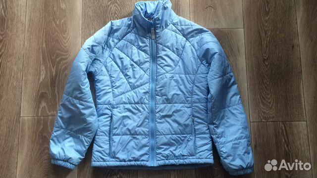 Куртка для девочки фирмы Colambia 140-146
