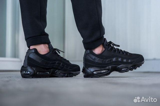 6ade3020 Кроссовки Nike Air Max 95 в наличии все размеры— фотография №1