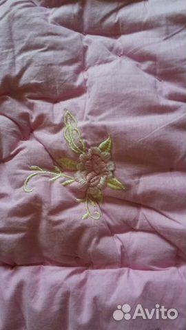 Детское шерстяное,стеганное одеяло 89622522121 купить 3