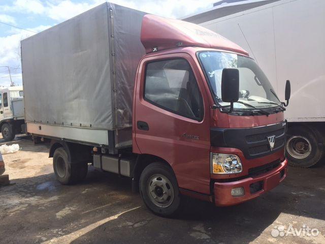 Отзывы о китайских грузовиках фотон
