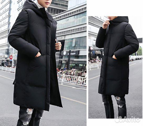 Куртка парка мужская зимняя купить в Санкт-Петербурге на Avito ... fa97cfa830d
