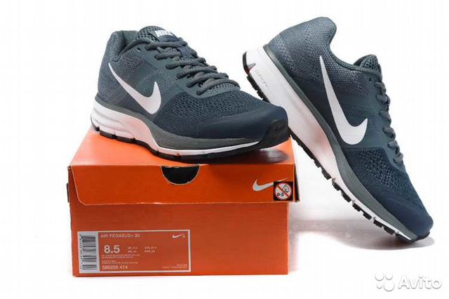 06aded03 Кроссовки Nike Air Pegasus +30 купить в Краснодарском крае на Avito ...