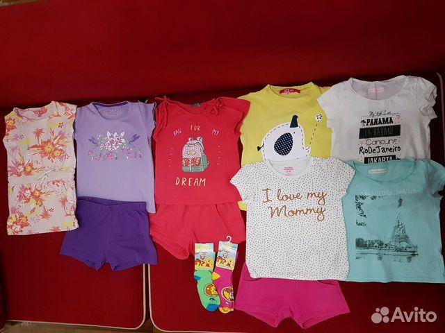 Пакет одежды для девочки 104 рост   Festima.Ru - Мониторинг объявлений 3ba29037f46