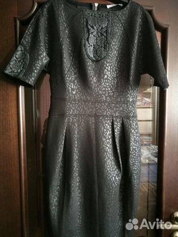 Новое платье р. 44 купить 1